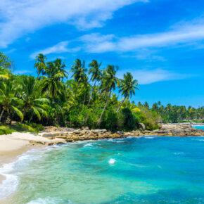 Atemberaubend: 13 Tage Sri Lanka im TOP 4* Hotel mit Halbpension, Flug, Transfer & Zug nur 894€
