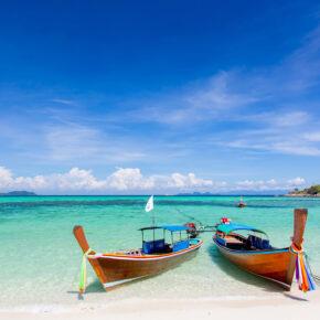 Koh Lipe: 11 Tage Thailand im TOP Beach-Bungalow inkl. Flug nur 430€