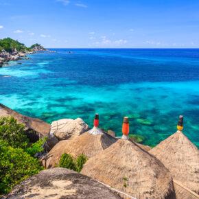 Thailand: Transfer & Anreise nach Koh Tao