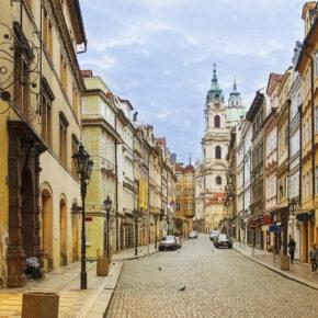 Prag Hotelgutschein: 2 Tage am Wochenende in einem A&O Hotel nur 14,50€