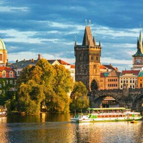 Prag am Wochenende: 3 Tage im 3* Hotel mit Frühstück nur 24,50€