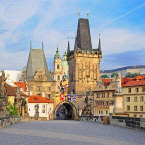 Herbst-Kurztrip nach Prag: 2 Tage im tollen 4* Hotel im Herzen der Stadt nur 21€