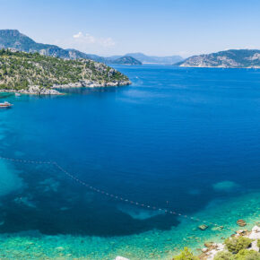 Lastminute: 7 Tage Türkei im tollen 5* Hotel mit All Inclusive, Flug, Transfer & Zug nur 202€