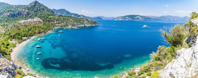 Türkei Marmaris Bucht