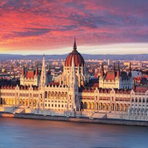 Wochenendtrip: 3 Tage Budapest mit TOP Unterkunft & Flug nur 35€