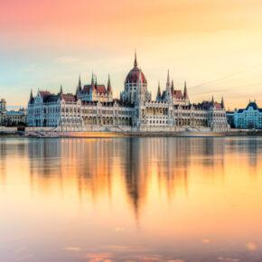 Tagestrip im Winter: Hin- und Rückflüge nach Budapest nur 18€
