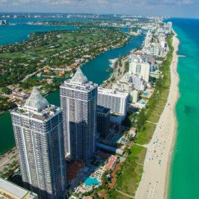 Ein Traum wird wahr: 15 Tage Miami mit Flügen & Karibik-Kreuzfahrt mit Vollpension in einem Trip nur 571€