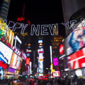 "New York über Silvester: 8 Tage zum ""Big Apple"" mit gutem Hotel & Flug nur 634€"