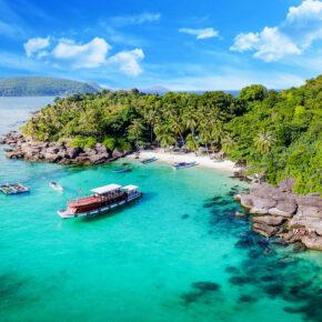 Die schönsten Strände & beliebtesten Schnorchelspots in Vietnam