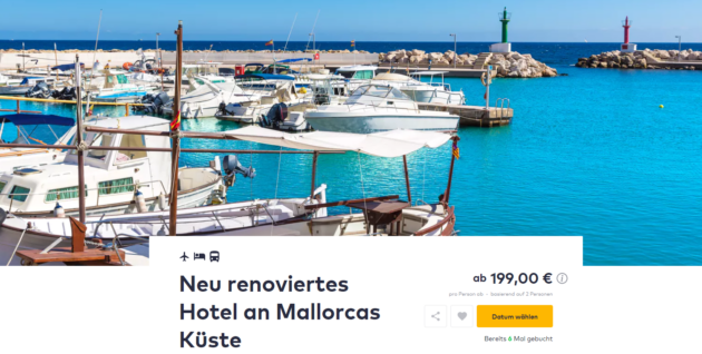 6 Tage Mallorca