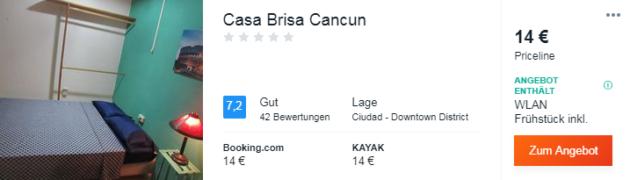 8 Tage Cancun