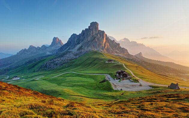 Alpen Dolomiten
