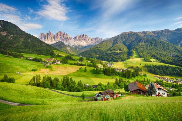 Alpen Dolomiten Berg