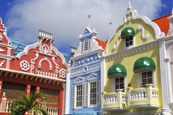 Aruba Häuser