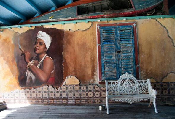 Aruba Streetart