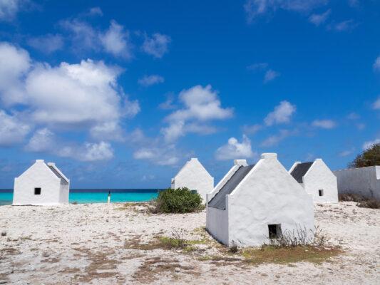 Bonaire Sklavenhütten