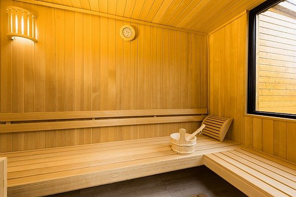 Center Parcs Allgäu Exclusive Sauna