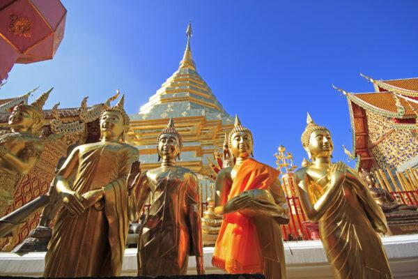 Chiang Mai Wat Phrathat