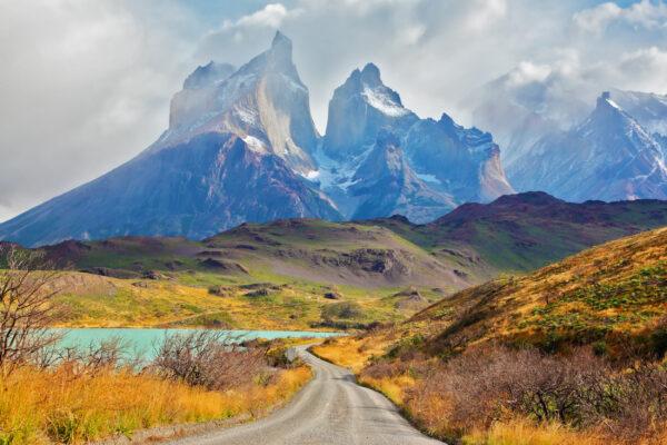 Chile Patagonien Berg