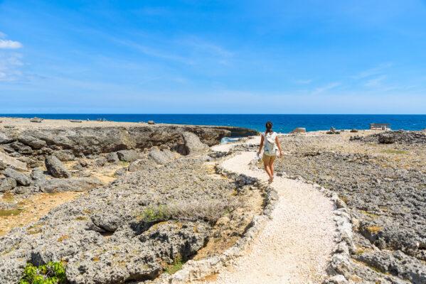 Curacao Shete Boka Nationalpark