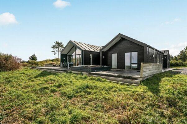 Dänemark Römö Strandhaus Außen