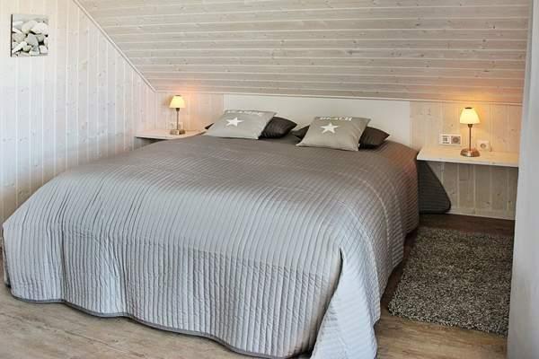 Gelting Ferienhaus Schlafzimmer
