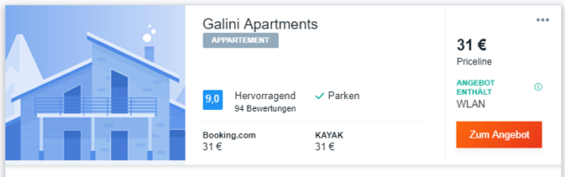Galini Apts