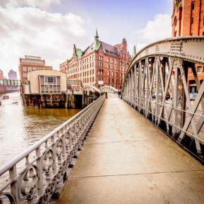 Hansestadt Hamburg: 2 Tage im luxuriösen 5* Steigenberger Hotel mit Frühstück nur 84€