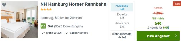 3 Tage Hamburg