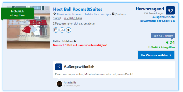 Bell Suites