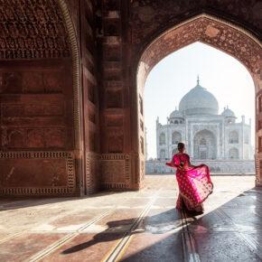 Die TOP 17 der schönsten Sehenswürdigkeiten in Indien