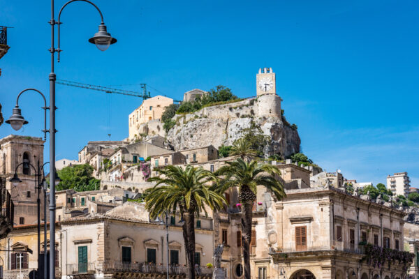 Italien Sizilien Modica