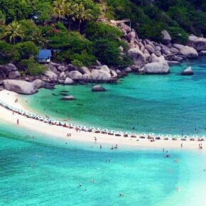 Abenteuer Thailand: 15 Tage auf Koh Tao & Koh Samui mit Flug & Unterkunft nur 446€