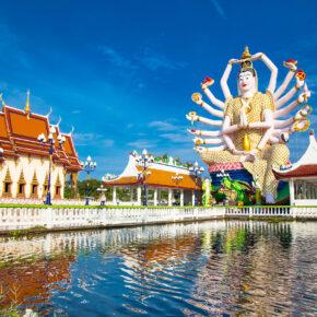 Koh Samui Wat Plai Laem