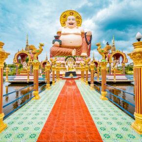 Thailands schönste Insel: 12 Tage Koh Samui im 4* Hotel mit Frühstück, Flug, Transfer & Zug nur 1.056€