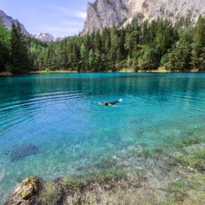 Grüner See: Vergängliches Naturwunder in Österreich