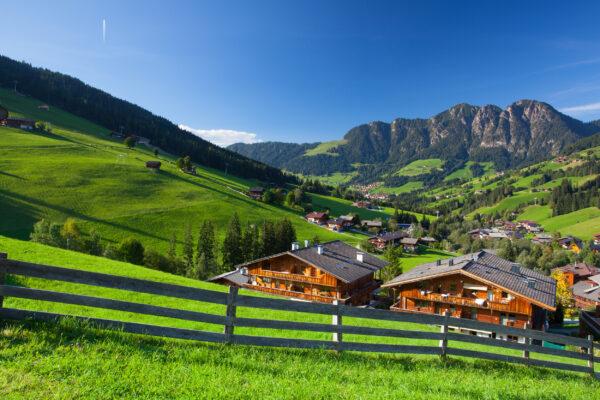 Österreich Tirol Inneralpbach Tal