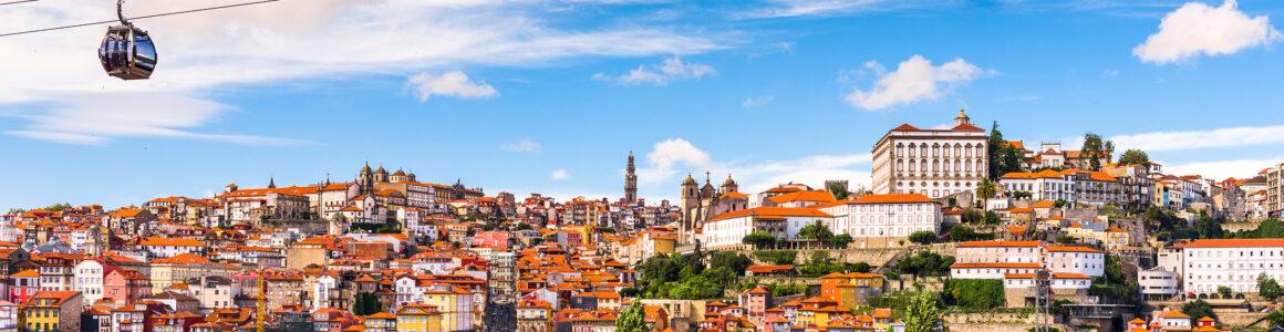 Wochenendtrip: 3 Tage Porto mit tollem Hotel, Frühstück & Flug nur 48€