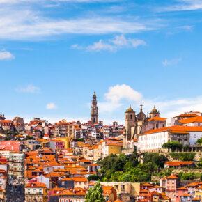 Wochenende in Portugal: 3 Tage Porto mit zentralem Hotel & Flug nur 44€