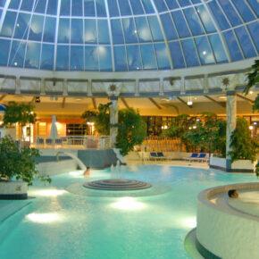 Rhein-Main-Therme Frankfurt: 2 Tage im TOP 4.5* AWARD Hotel inkl. Frühstück & Thermen-Eintritt für 49€