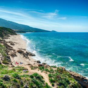 Kracher: Flüge nach Sardinien im Sommer nur 9€