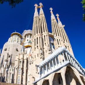 Spanien: 3 Tage Barcelona mit Hotel im Stadtzentrum, Frühstück & Flug nur 84€