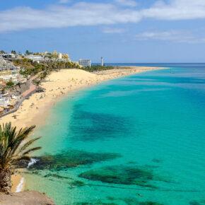 Urlaub auf den Kanaren: 8 Tage Fuerteventura im 4* Design Hotel mit All Inclusive & Flug nur 324€