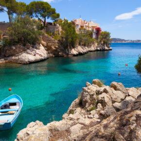 Mallorca: 7 Tage Paguera im 3* Hotel mit Frühstück & Flug für 188€