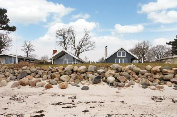 Strandhaus Hasmark Dänemark Außen