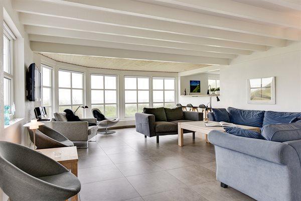 Strandhaus Lonstrup Dänemark Innen