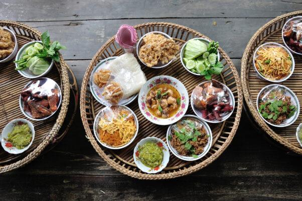 Thailand Khao Lak Thailändisches Essen