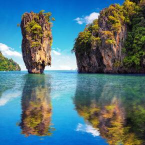 Luxus in Thailand: 11 Tage im TOP 5.5* Hotel mit Frühstück, Flug & Transfer für 1.268€