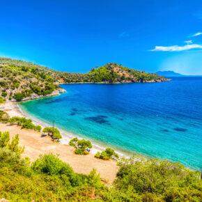 Single-Urlaub in der Türkei: 7 Tage Bodrum im 4* Strandhotel mit All Inclusive, Flug & Transfer nur 414€