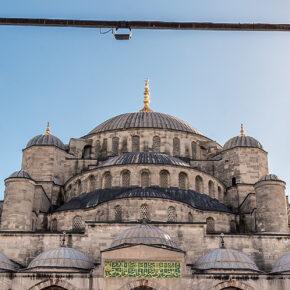 Langes Wochenende: 5 Tage Istanbul im TOP 5* Hotel mit Flug nur 176€